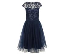 Kleid 'Orla' blau