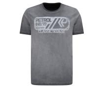 T-Shirt grau / hellgrau