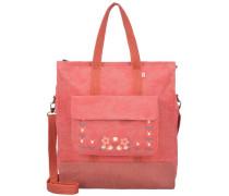'Lucias Lovely Carryall Shopper' Tasche 32 cm pastellrot