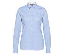 Klassisches Hemd 'jenna' blau
