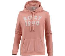 'fullofhooda' Sweatshirt creme / rosé