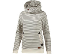 Cushy Turtle Sweatshirt Damen weiß