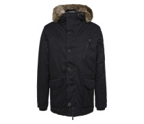 Winterparka 'Breath' nachtblau