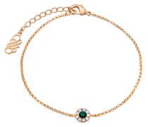 Armband 'Petite Miss Sofia bracelet - Emerald'
