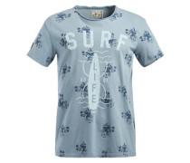Shirt 'trottem' rauchblau