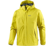 Outdoorjacke »Cloudburst Jacket« gelb