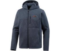 'Gordon Lyons hoodie' Fleecejacke navy