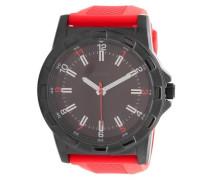 Armbanduhr 'so-2369-Pq' rot / schwarz