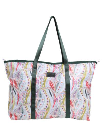 Shopper 'Relyea Maili' mischfarben / weiß