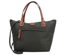 X-Bag Handtasche 24 cm oliv