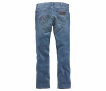 Stretch-Jeans 'Greensboro' blau