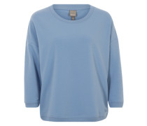 BENCH Sweatshirt 'Glorify' blau