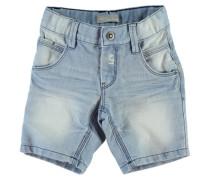 Nitralfbay Jeanshorts blau