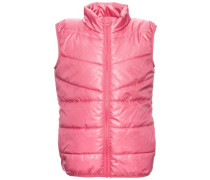 Weste 'nitmylan' pink