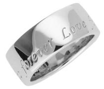 Damen Fingerring 925 Silber Silber Pure Love Esrg91736A silber