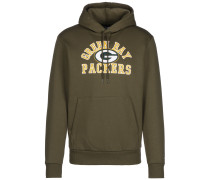 Kapuzenpullover 'nfl Green Bay Packers Wordmark'