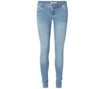 'Five LW' Skinny Fit Jeans blau