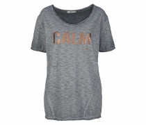 T-Shirt »Cimoge« graumeliert