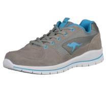 Sneaker royalblau / stone