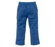 Schlupfhose mit Baumwollfutter für Jungen blau