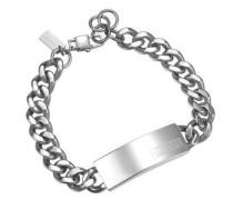 Armband »Jp-Logo Signature Jpbr10616A215« silber