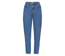 'vikila' 7/8-Jeans blau