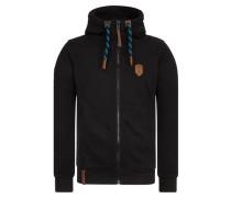 Zipped Jacket 'Birol Jeck' schwarz