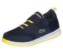 L.ight Sneaker Kinder blau / gelb