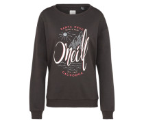 Sweatshirt 'LW Echo Lake' schwarz