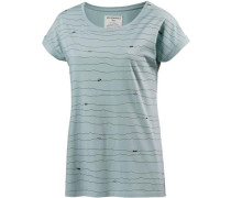 Liv Printshirt Damen mint