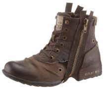 'Stamford Nub' Boots braun