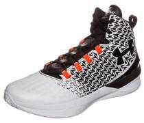 Basketballschuh 'ClutchFit Drive 3' schwarz / weiß