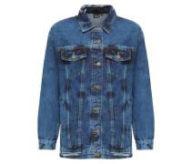 Jeansjacke Oversize blue denim