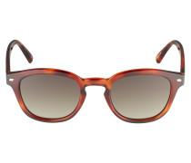 Sonnenbrille 'conga' braun
