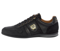 Sneaker 'Asiago Uomo Low' schwarz