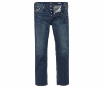Regular-fit-Jeans 'Waitom' blue denim