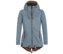 Female Jacket rauchblau