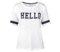 Shirt MIA nachtblau / weiß