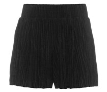 Loose-Shorts 'nitdahlia' schwarz
