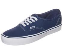 'Authentic Lite' Canvas Sneaker blau