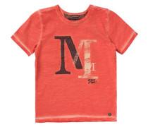 'Shirt' für Jungen orange