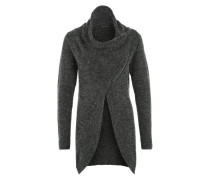 Strickjacke 'Hayley' graphit
