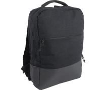 Rucksack 'Lance' schwarz / grau