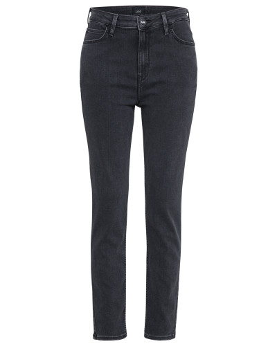 Jeans 'Scarlett High' grey denim