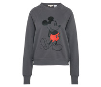 Sweater 'mickey' anthrazit