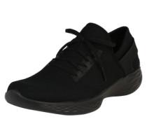 'you Inspire' Sneakers schwarz