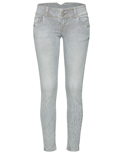 Ankle Skinny Denim 'Georget' grey denim