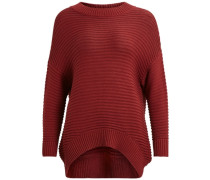 Pullover Strick rot
