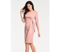 Jerseykleid rosa