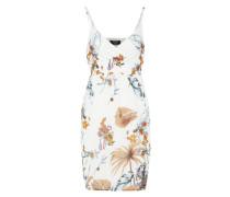 Sommerkleid 'amod' mischfarben / weiß